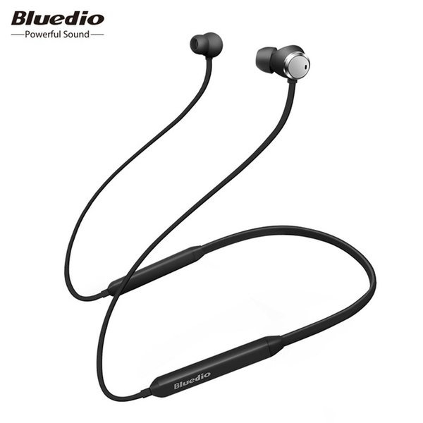 2018 Bluedio TN Active Noise Cancelling Sports Wireless Bluetooth Earphone Bluetooth Neckband Headset for Phones And Mic