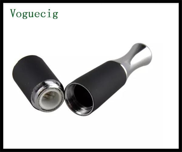 concentrates dual coil wax atomizer vaporizer tank 510 thread wax attachment shatter vape pen atomizer puffco wax vaporizer pro
