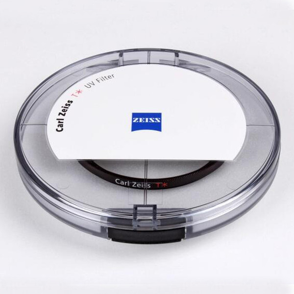40.5 49 52 55 58 62 67 72 77 82mm Carl Zeiss T* UV Filter Professional Multi coating Ultra Thin HD MC