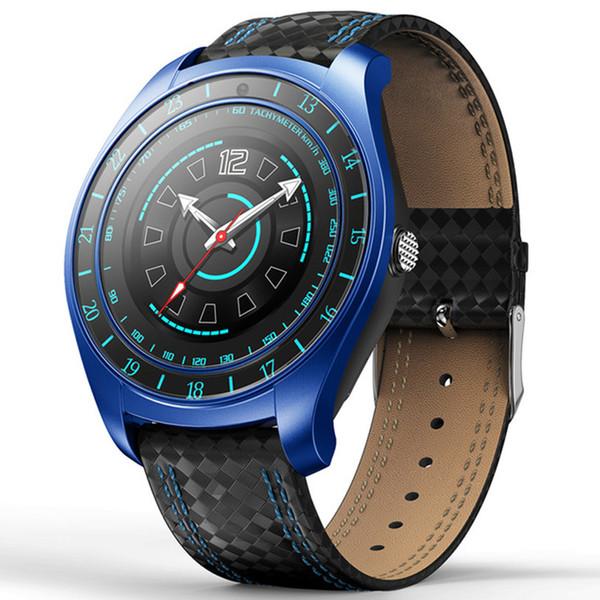 V10 smart watch homens com câmera bluetooth smartwatch pedômetro monitor de freqüência cardíaca cartão sim relógio de pulso para apple iphone android telefone 20 pcs
