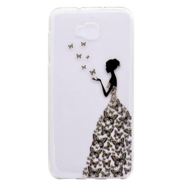 Schmetterlings-Mädchen-