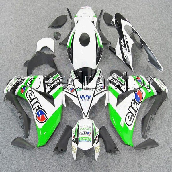 23colors+Gifts Injection mold white green eif CBR1000RR motorcycle cover Fairing for HONDA CBR 1000 RR 2008 2009 2010 2011 ABS plastic kit