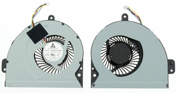 SSEA New Laptop CPU Cooling Cooler Fan 4 Pin for ASUS A43 X53S K53S A53S K53SJ P53SJ K43X K43E K43S X43 K43SJ Free shipping