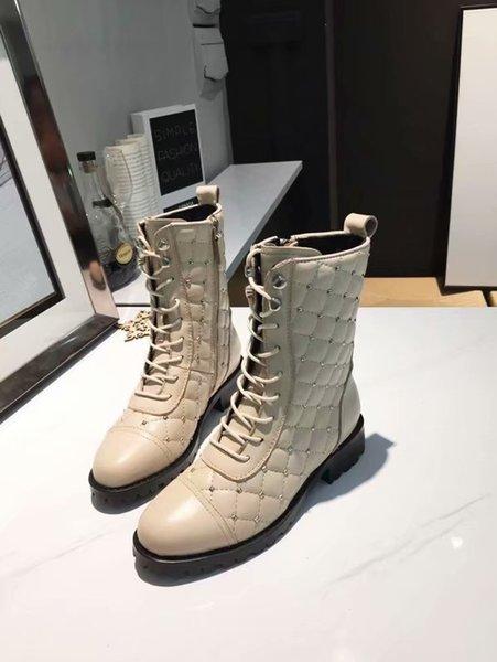 Martins Chaussures Bottes 2018 Acheter Moyen Snow Arrivée Mode Hiver Rivet Pour Mouton Marque Engine Italienne Chaud Filles Peau Femmes En De pUMSzV