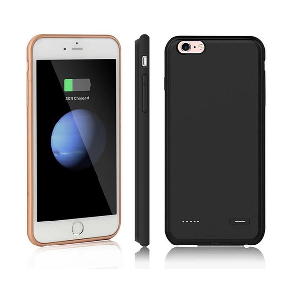 External Battery Power Bank Charger Case Pack For iPhone 6 6s 7 8 Plus charger case