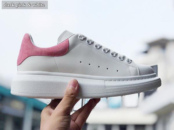 bianco rosa scuro