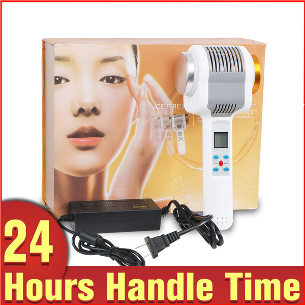 New Products ion import&export instrument wrinkle removal acne remove cleaning instrument ultrasonic massager for facial beauty