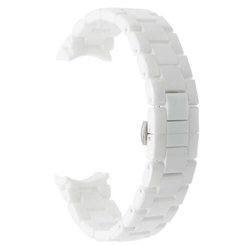best selling Ceramic Watchband 18mm 22mm for AR1400 AR1405 AR1410 AR1417 AR1426 AR1442 AR1451 AR1452 AR1468 Wrist Strap Replacement Bracelet