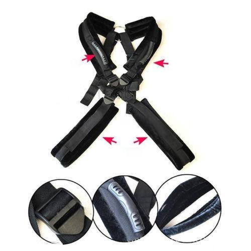 Adult Fantasy Portable Sex Swing Stand and Deliver Position Body Sling Heavy Load Sex Toys for Couples Bondage Body Fantasy Sling Furniture