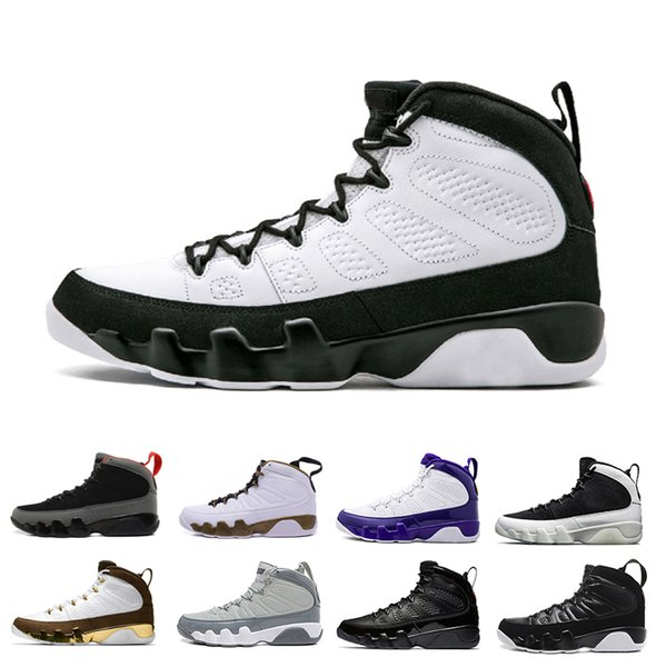 outlet store 495fe 203b2 Cheap Bred LA Mop Melo 9 Basketball Shoes Mens 9s White Black Red  Anthracite RELEASE Tour Yellow PE Cool Grey Sports Sneakers 41 47 Discount  Shoes ...
