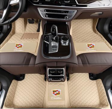 Cadillac- ATS CT6 CTS ELR SRX STS XT5 XTS tapete 2005-2019 carro
