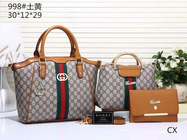 2018 new arrival women big tote canvas bag leather purse bag shoulder female vintage tote crossbody bags Good quality handbags wallets B01
