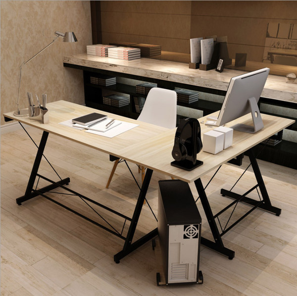 2019 Simple Computer Desk, Desktop Desk, Home Office Desk, Simple Corner  Table, Computer Desk,Special OfficeCross Border Special Provision From ...