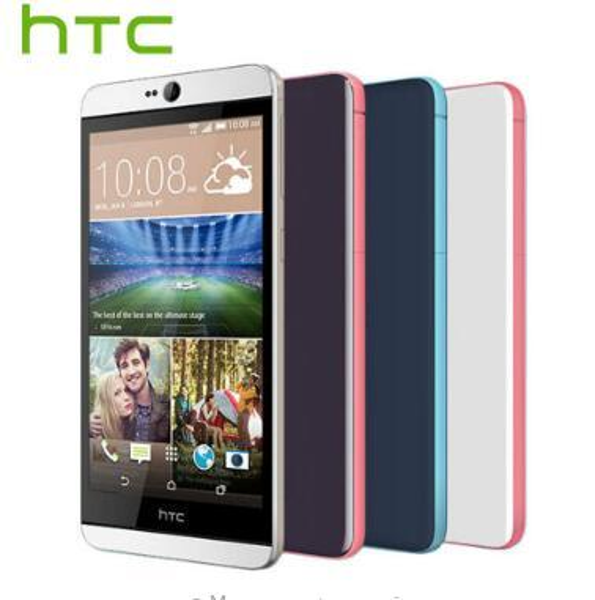 "Original HTC Desire 826 Unlocked Mobile Phone 5.5"" Touchscreen 2GB RAM 16GB ROM 13.0MP Camera Android refurbished Cellphone"