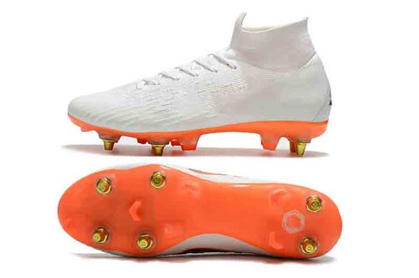 White Orange SG