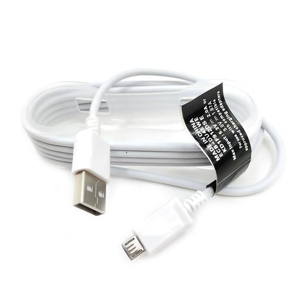 ZZYD 1.5M Micro USB 2.0 Cavo di sincronizzazione dei dati Cavo di ricarica 2A per Samsung S7 Note4 Android Qualsiasi telefono