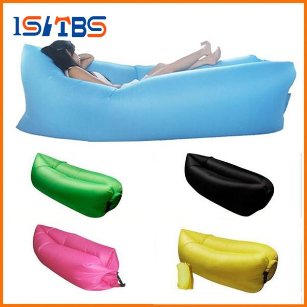 Lounge Sleep Bag Lazy Inflatable Beanbag Sofa Chair, Living Room Bean Bag Cushion, Outdoor Self Inflated Beanbag Furniture toys