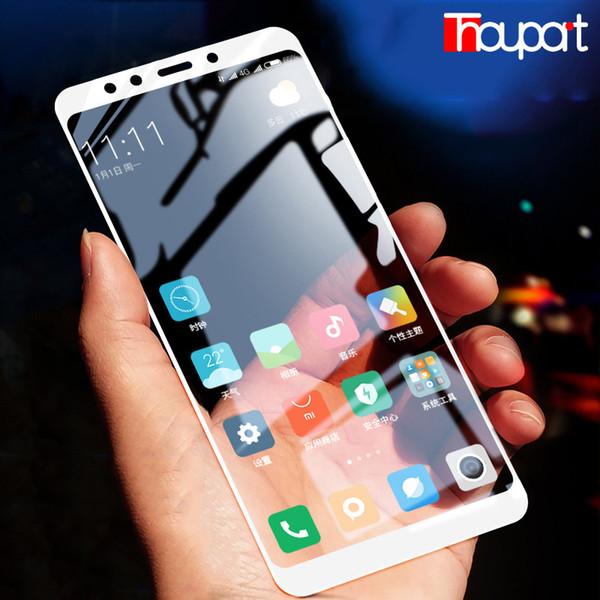 Xiaomi Redmi Not 5A Için tam Temperli Cam Başbakan Tam Kapak Ekran Koruyucu Için Xiaomi Redmi 5A Cam 5 Artı Gözlük Filmi