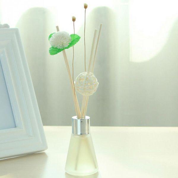 2017 New Novelty Aromatherapy Humidifier Set 8 Types 50ml Perfume Essential Oils Raan Ball Elegant Home Bath Room Decoration