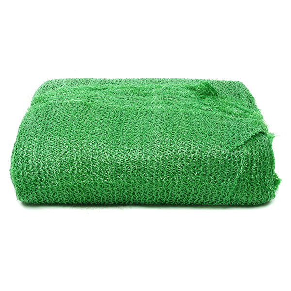 top popular 5x4m 40% Sunblock Shade Cloth Green Sunshade Net For Plant Cover Greenhouse Barn 2 Pin Knit 2021
