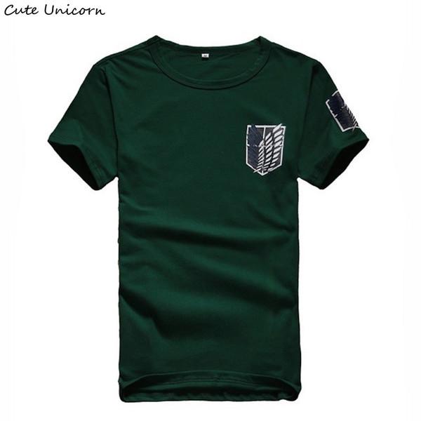 Acheter Vente En Gros Attack On Titan T Shirt
