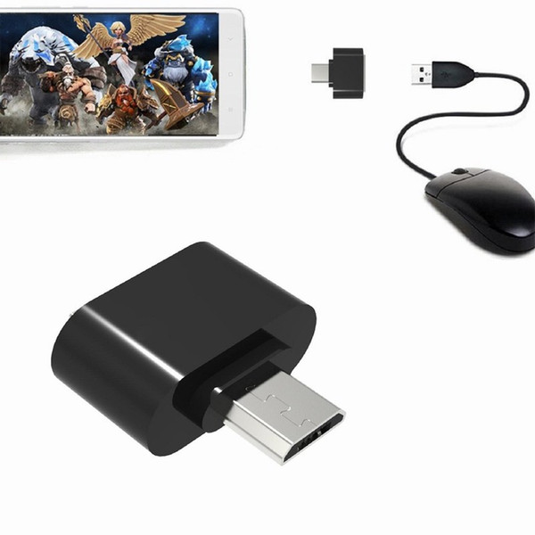 best selling Micro USB To USB2.0 Expansion OTG Adapter Flash Drive Usb OTG Adapter Converter To Micro Usb Cable Adapter