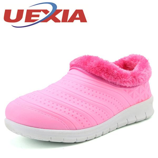 Baumwolle Großhandel Freien Haushalt Schuhe Gefütterte Im Hause Mädchen Indoor Winter Warme Hausschuhe Pantufas Frauen Weibliche 9WeEIYDH2b