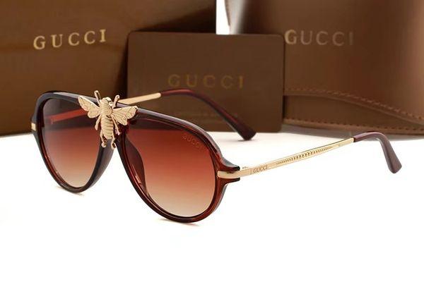 Moda di lusso grandi ape occhiali da sole per donna uomo 1885 italia famosi designer occhiali da sole occhiali occhiali stile occhiali da sole specchio occhiali