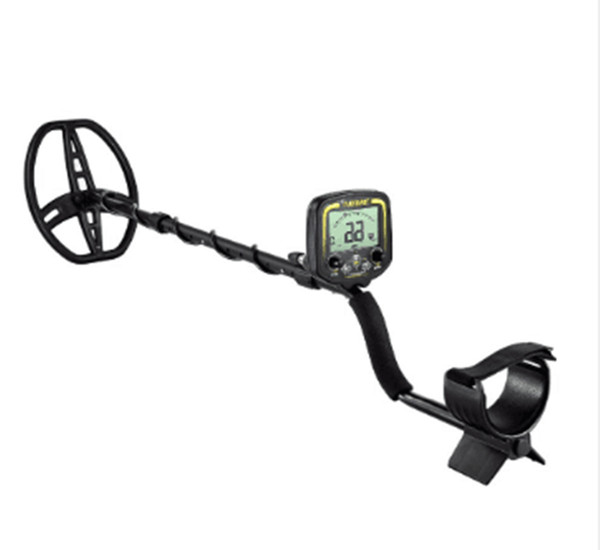 2018 new TX850 metal detector detector for underground archaeological treasure gold or silver or copper coins of liquid crystal