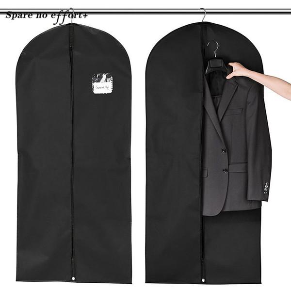 Borsa da viaggio Organizer da viaggio Bagagli Hanging Space Saver Abbigliamento Colorato Abbigliamento Garment Dust Cover Guardaroba Cover Bag