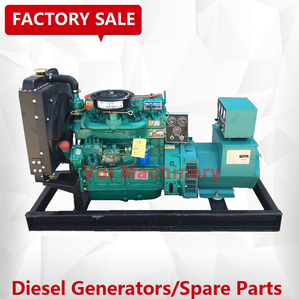 Diesel Generator For Sale >> 2019 30kw Diesel Generator Price Max 33kw With Brushless Alternator 100 Copper Silent Canopy With Fuel Tank Water Cooled From Wuyuyuluo 2462 32