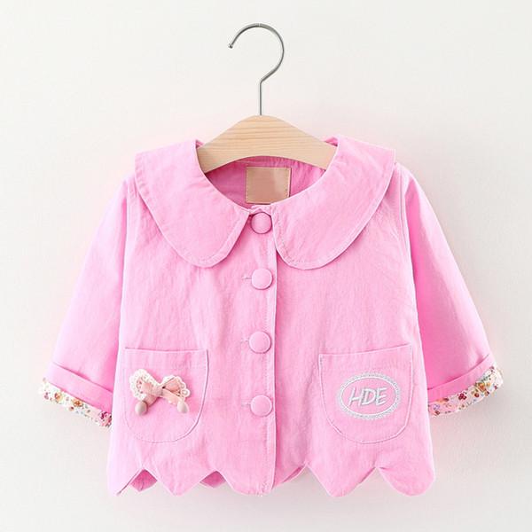 MUQGEW Yürüyor Çocuk Bebek Erkek Kız Giyim Üstleri Ceket Ceketler Hırka Dış Giyim bebek aşağı ceketler markalar jaqueta parka