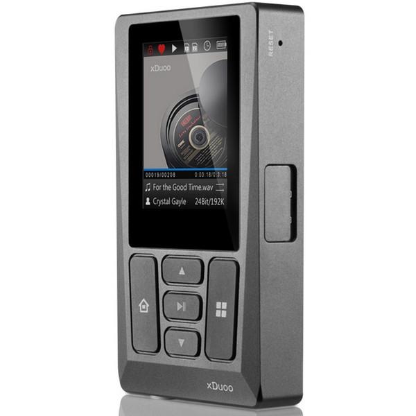 XDUOO X10T Music MP3 Player Hifi Lossless Mp3 2 0 Screen DSD PCM