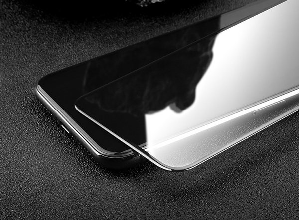 9H Hardness 6D Curved Edge Full Cover Tempered Glass for iPhone 6 Glass iPhone 7 Glass 6s 7 Plus Screen Protector Film