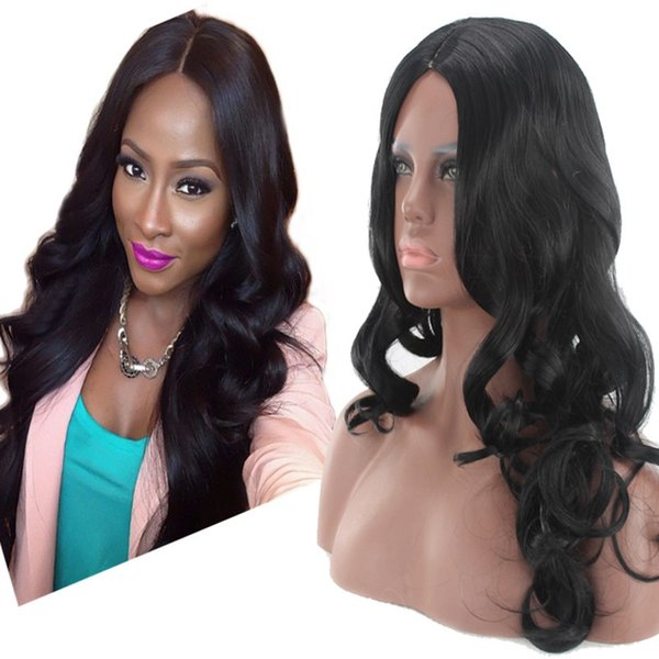 2018 aaaaaaaaa 100% unprocessed remy virgin human hair natural color long big curly full lace wig for women