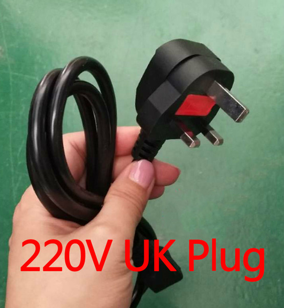 220V UK-Stecker