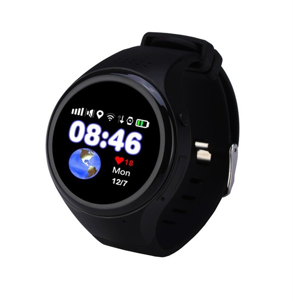 new arrival Alarm wifi GPS Tracker Watch For Kids SOS GSM Mobile Phone App Smart Bracelet Wristband For Android ios smartphones