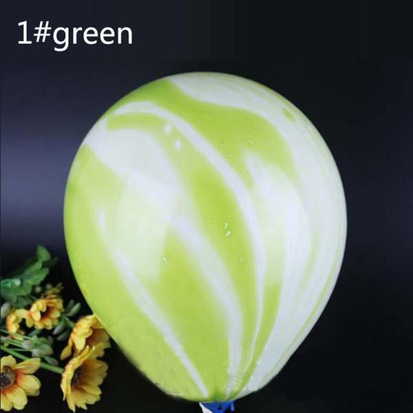 1 # verde