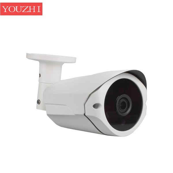 2MP Surveillance AHD Camera 1080P SONY IMX323 FHD night vision IR led secure coaxial home CCTV Camera with OSD menu cable YOUZHI