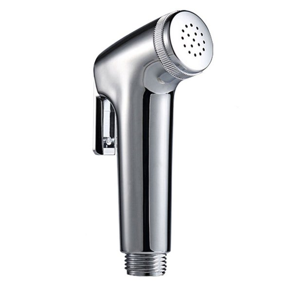 ABS Bidet Faucet Toilet Hand Held Spray Shower Head Douche Shattaf Cleaning