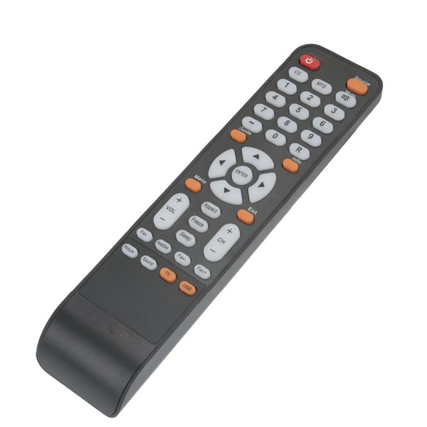 New Replaced Remote Control Fit For Sceptre TV E243WV FHD X322BV HD+ E243BV  FHD E243PV FHD E243RV FHD Domeinnaam Controleren Remote Controll From