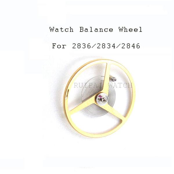 Watche Balance Radfeder für ETA 2824/2834/2836 Uhrwerke Uhr Teil