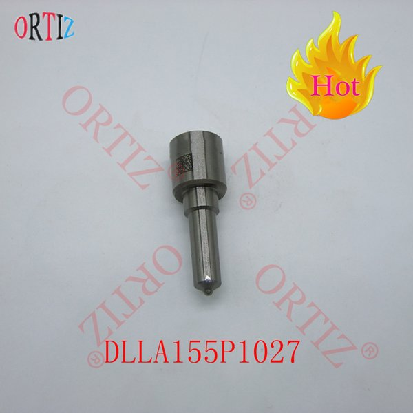 ORTIZ fuel line nozzles DLLA155P1027 wear durablity nozzle DLLA 155P1027 dispenser spray head DLLA 155 P 1027 for common rail CR