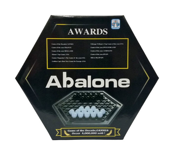 top popular Abalone Board Games for Family Party Game Most Awards of the Decade Abstract Board Game Old Time Game 2021