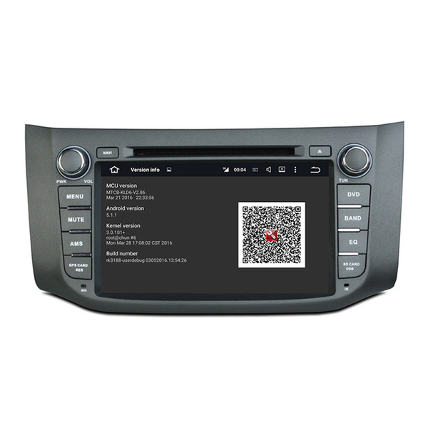 Car DVD player for NISSAN SYLPHY B17 Sentra 8inch 4GB RAM Andriod 8.0 with GPS,Steering Wheel Control,Bluetooth, Radio