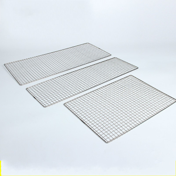 Grill Mat Non Stick Grilling Stainless Steel Netting Barbecue Clip Grilled Fish Clips Bbq Mesh Best Grills Accessories 7 13qs8 gg