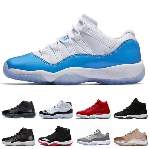 11 11s Platinum Tint Prom Night Men Basketball Shoes blackout Easter Gym Red Midnight Navy PRM Heiress Barons Closing Concord sport sneaker