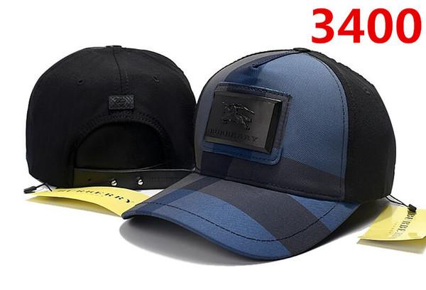 Lüks Kadın Erkek Marka Tasarımcı Yaz Tarzı Rahat Kap Popüler Çiftler Örgü Beyzbol Şapkası Avant-garde Patchwork Moda Şapkalar Damla Nakliye