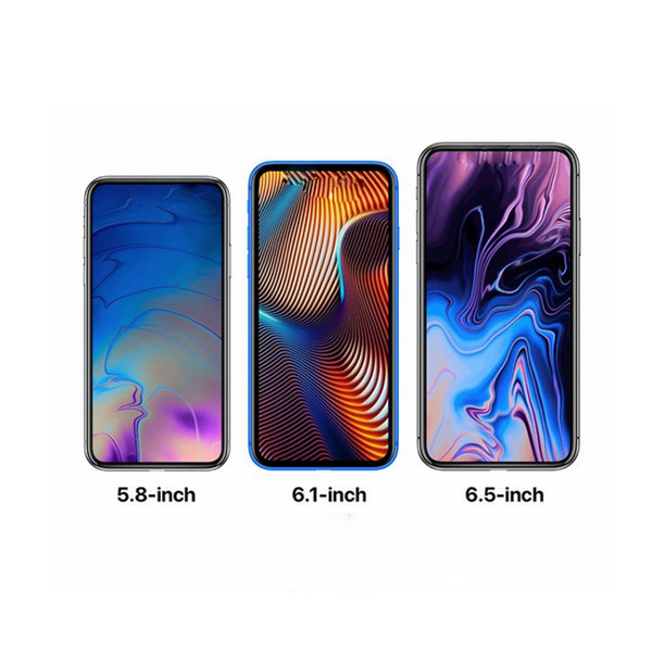 top popular Andorid Unlocked Cell Phone 11 max 6.5inch 6.1inch 5.8inch 1GB+16GB Face ID Support Wireless Charger WIFI Bluetooth Mobile Phone 2019