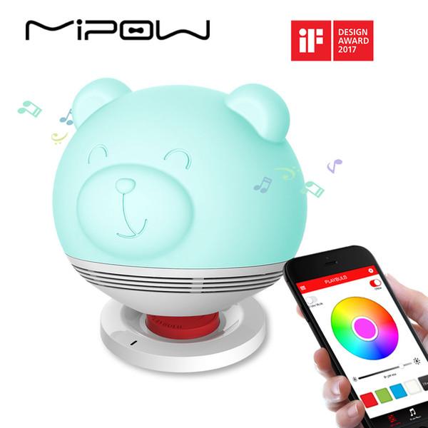 Lampada Da Terra Valenti.Acquista Mipow Bear Smart Lights Speaker San Valentino Playbulb